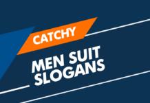 men suit slogans