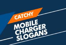 mobile charger slogans