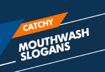 mouthwash slogans