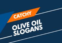 olive oil slogans