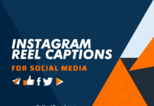 Instagram Reel Captions