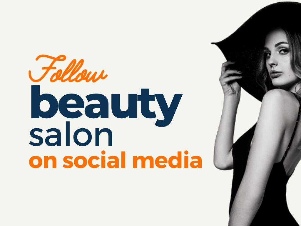 Beauty Salons to follow on Social Media