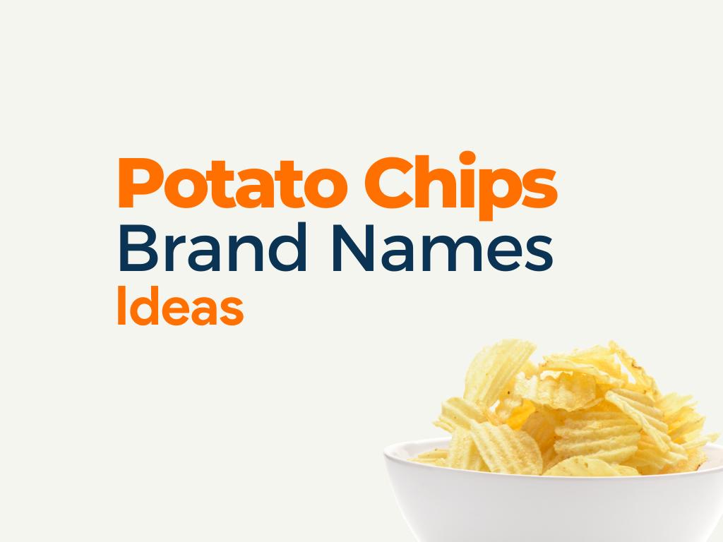 potato chips brand Names