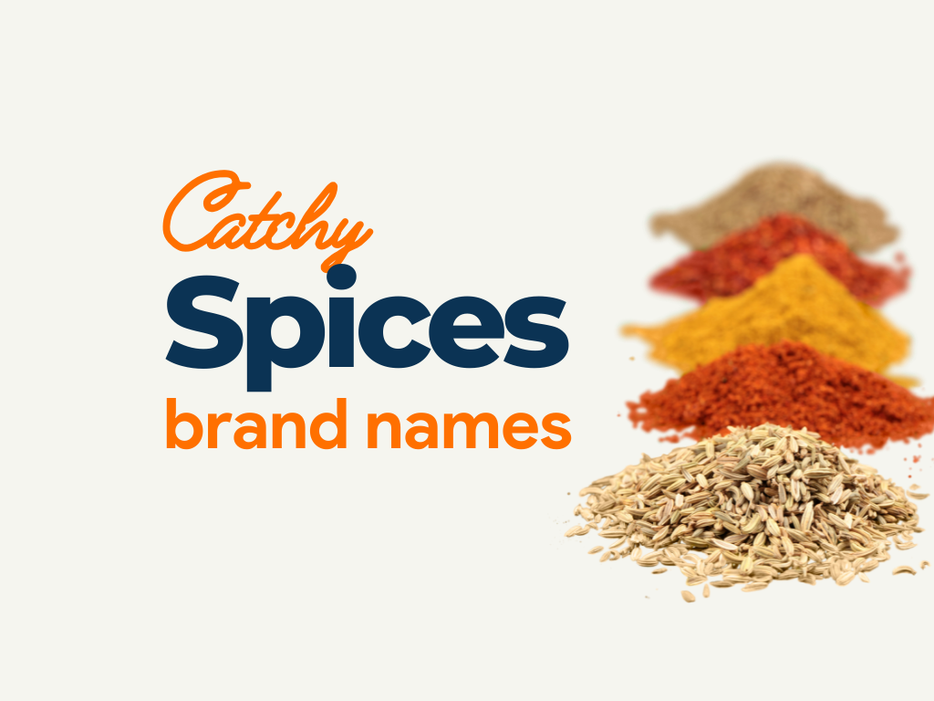 Spices Brand Names