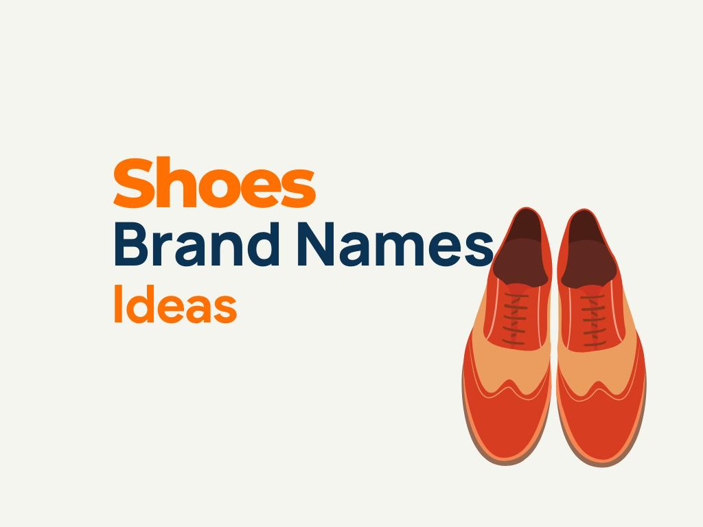 Shoe Brand Name
